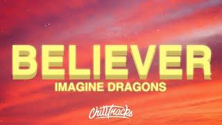 Imagine Dragons Believer Song (Lyrics)