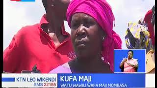 KUFA MAJI: Watu wawili wafa maji Mombasa, baada ya boti kuzama