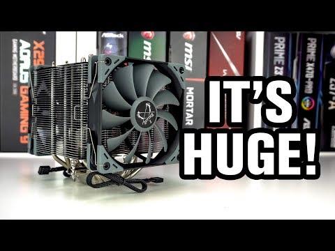 Scythe Ninja 5 CPU Cooler Review