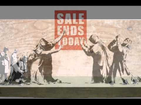 Banksy. Dünaynın en tanınmış sokak sanatçısından duvar resimleri...