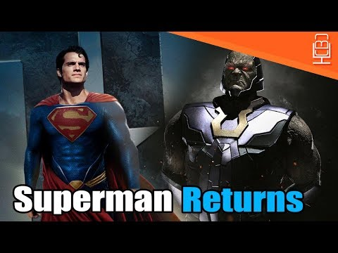 How Superman is Resurrected in Justice League Explained MAJOR SPOILER
