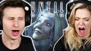 Scared People Kill Everyone In Until Dawn - Finale | Part 5