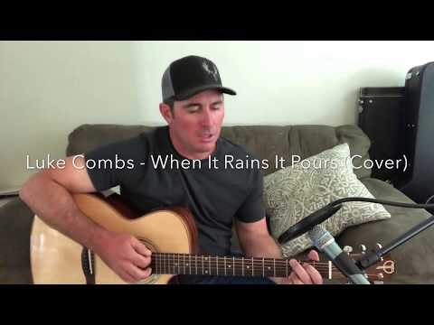 Luke Combs - When It Rains It Pours (Cover by Clayton Smalley)