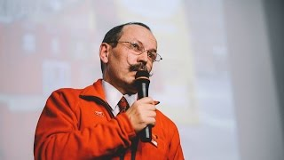 История доброго кондуктора. Виктор Лукьянов