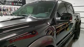 Looking for a black car specialist in Southern Illinois? Ceramic Coatings by Visual Pro Detailing