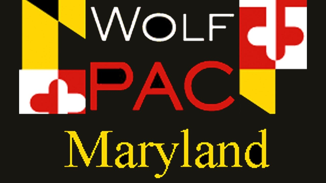 Wolf-PAC Maryland Is Working Hard FOR YOU thumbnail