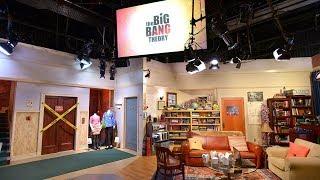 Big Bang Theory Sets on Display at Warner Bros. Studios Hollywood!