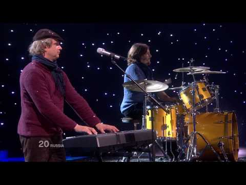 Russia Eurovision Song Contest 2010 Final Peter Nalitch and friends lost and forgotten 1080P HD