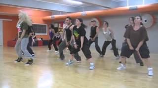 'V is for Vanity' Christina Aguilera Choreography by Jasmine Meakin (Mega Jam)