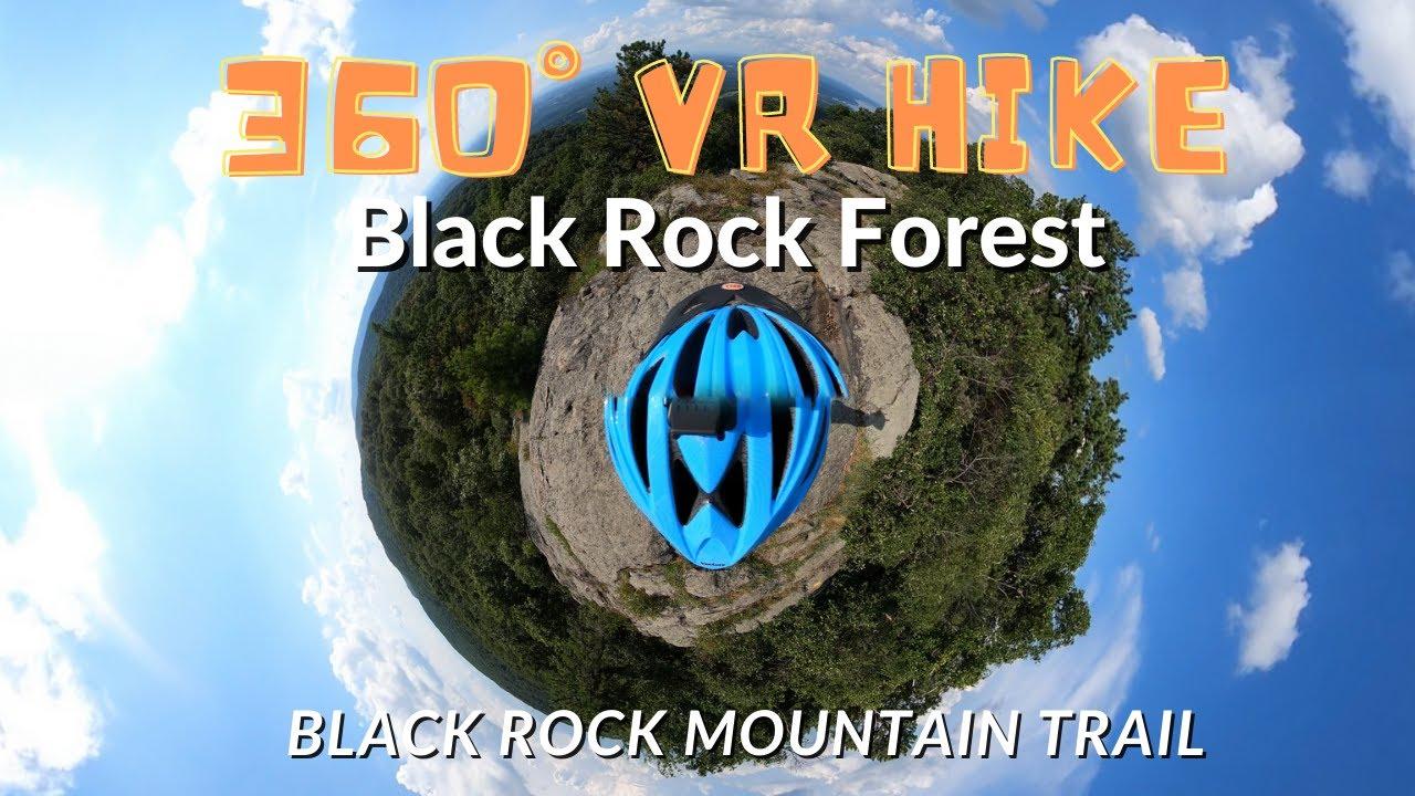 360° Virtual Hike | Black Rock Mountain, Cornwall NY