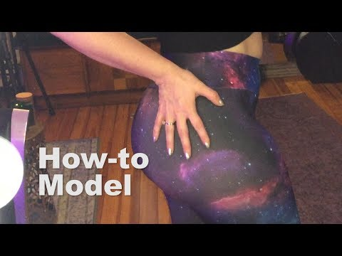 DIY Galaxy Stretchy Pants, A SEWING VIDEO?! IS IT 2007?!