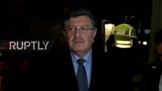 Switzerland: Syrian opposition call for direct talks with govt. ahead of Geneva 4