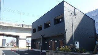 新築1K賃貸アパート物件お部屋紹介アルト和泉北1階松山市4K動画