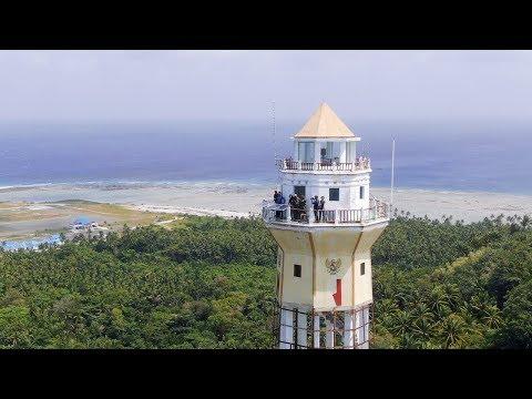 Eloknya Panorama Utara Indonesia dari Mercusuar NKRI Miangas