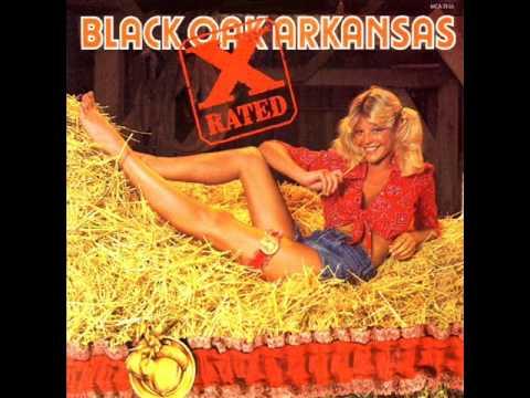 Black Oak Arkansas - Too Hot To Stop.wmv