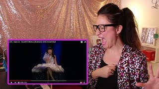 Vocal Coach REACTS to (Eurovision) DAMI IM- SOUND OF SILENCE (Australia) live