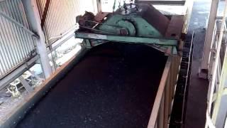 100 TON Coal Train Car Emptied In 30 Seconds