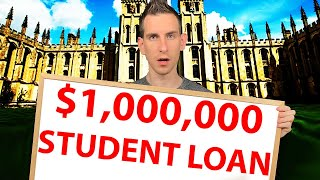 1 Million Dollar Student Loan - The Unfortunate Few