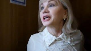 Истерика председателя Избирательной комиссии Кировской области Ирины Верзилиной. Антон Долгих
