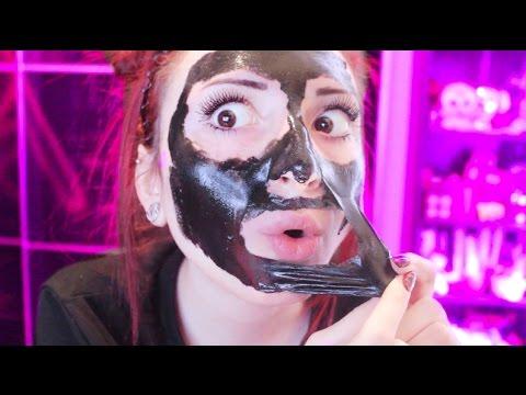 Se la spugna di acqua dolce da posti di pigmentary su una faccia aiuta