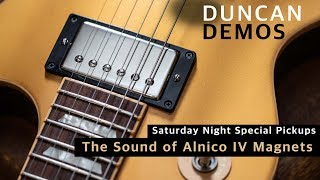 Seymour Duncan SNSS-N kit Saturday Night Special nickel - Video
