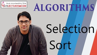Design and Analysis of Algorithms - Selection Sort