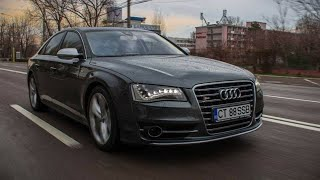 Review - Audi S8