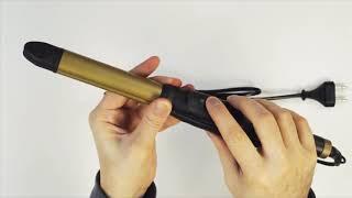 Стайлер для волос SUPRA HSS-1226S, 2 режима, 160-200 С, выпрямление/<wbr/>волны, керамическое покрытие