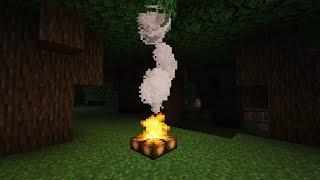 КОСТЕР В МАЙНКРАФТЕ! + пульт управления! Minecraft 1.14 Snapshot 19w02a