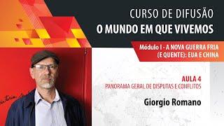 Giorgio Romano: panorama de disputas e conflitos
