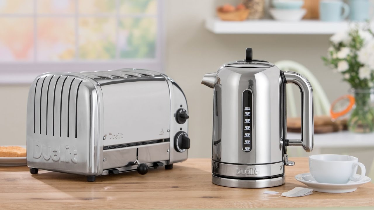 Dualit Classic Kettle preview