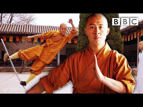 The Final Test to Become a Shaolin Kung Fu Master