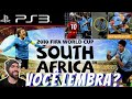 Redescobrindo O Fifa World Cup 2010 Ps3 Jog o