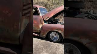 1949 Chevy 3100 Ratrod Bad@ss Shop Truck