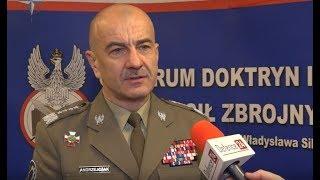 Gen. Andrzejczak: Defender to sprawdzian przerzutu dywizji przez Atlantyk