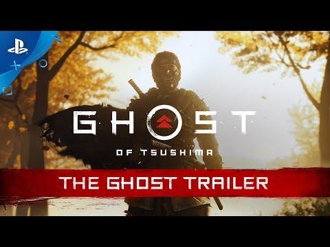 Trailer des GA 2019 de Ghost of Tsushima