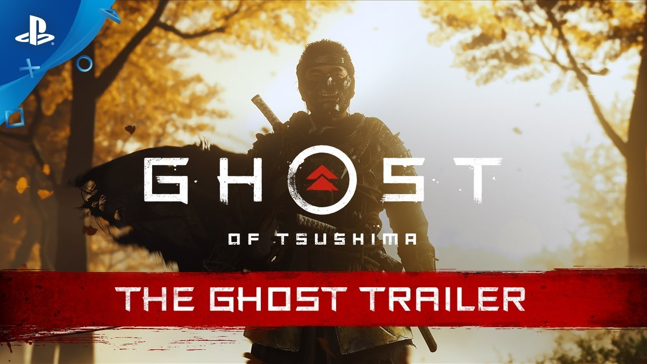 Ghost of Tsushima Launches on PS4 Summer 2020