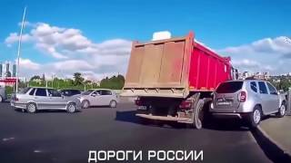 Бешеные грузовики на трассе №2