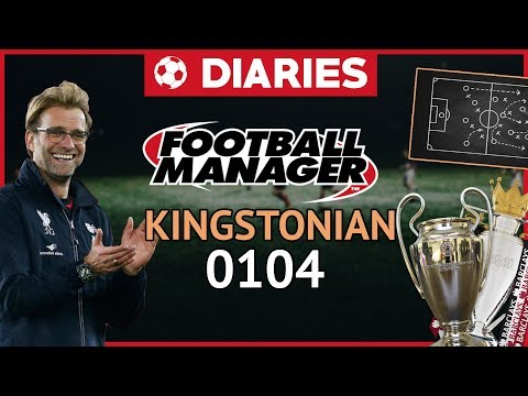 FM18   Kingstonian Diaries   LLM   0104   Football Manager 2018