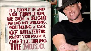 I'll Bring the Music - Keith Anderson (Official Lyric Video)