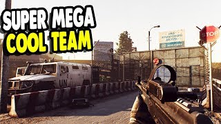 Finding BIG LOOT with Team PANIC STRIKE | Escape From Tarkov