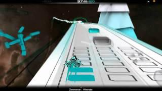 Zeromancer - Wannabe (Audiosurf)