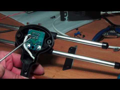 Ремонт усилителя антенны SDA-201L2 (Тайфун)