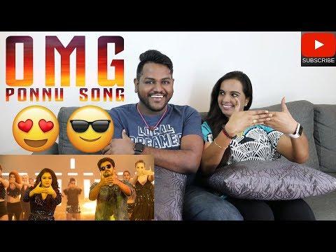 Download OMG Ponnu Song Reaction | Malaysian Indian Couple | Sarkar | Thalapathy Vijay | Keerthy Suresh HD Mp4 3GP Video and MP3