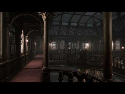 UE4]Our survival horror game test scene — polycount