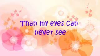 Christian Bautista - I believe (with lyrics)