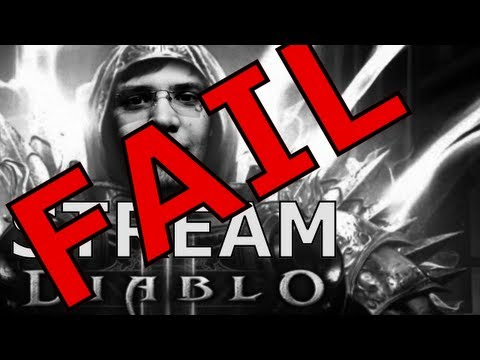[FAIL] DIABLO3 - BLIZZARD SERVER DOWN