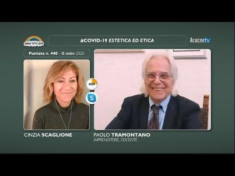 Anteprima del video Paolo TRAMONTANOEstetica ed etica