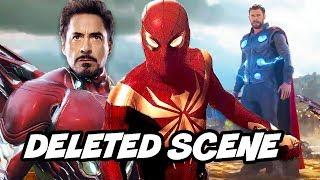Avengers Infinity War Alternate Ending - Final Battle Scene Easter Eggs Breakdown