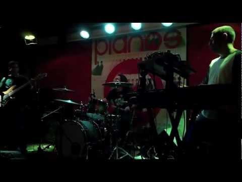 AUDIO COLLISION  - FALLOUT Live @ Piano's NYC 8.13.12